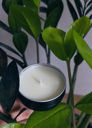 Массажная свеча из соевого воска