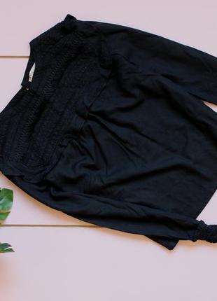 Блуза с бахромой marks & spencer