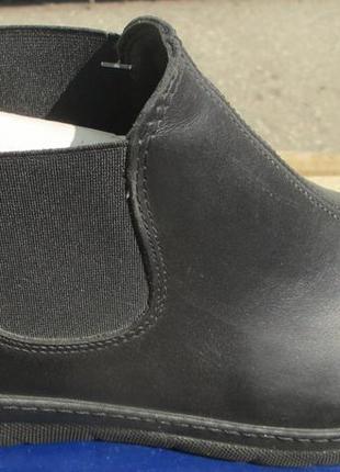 Inblu. ботиночки, полусапожки. натуральная кожа.