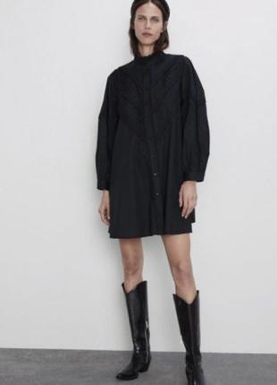 Сукня zara вільного крою