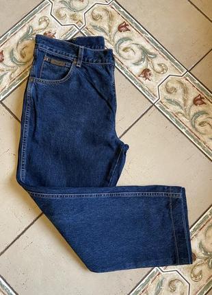 Мужские винтажные джинсы брендовые wrangler; w36 l30