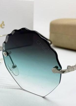Chloe женские солнцезащитные очки
