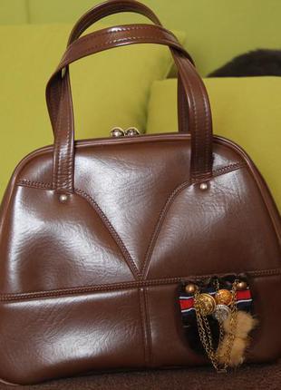 Ридикюль винтажная сумка