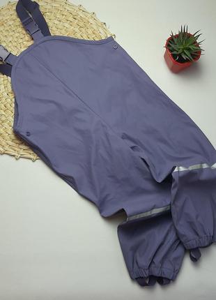 Дождевик , грязепруф , непромокаемые штанишки