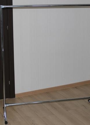 Стойка для одежды шкаф торговая стойка джокер прес волл каркас для фотозоны