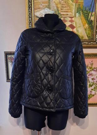 Куртка стеганая h&m размер xs