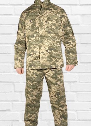 490грн костюм пиксель камуфляж новая уставная форма пиксель всу зсу