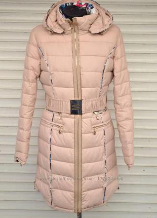 Пальто пуховик холлофайбере супер качество symonder xl, xxl, 42, 44, 46, 48, 50