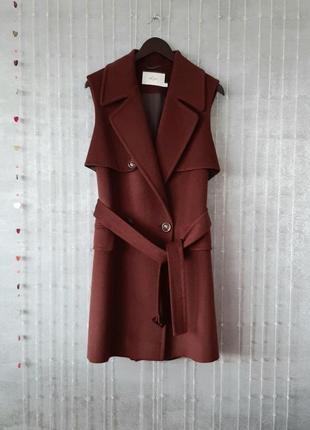 Пальто жилет bgn
