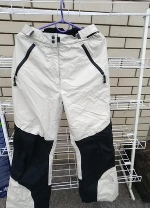 Лыжные женские брюки, размер 14-16