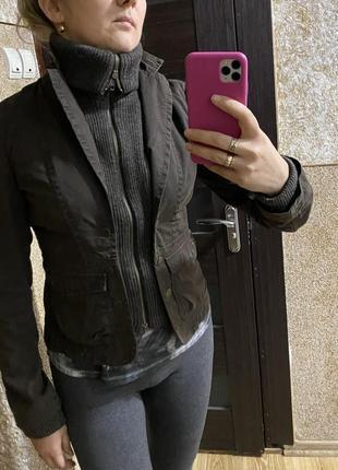 Піджак куртка трансформер