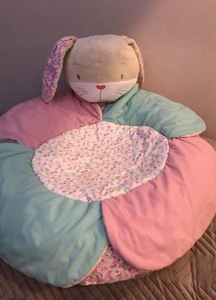 Кресло коврик бренда mothercare для младенцев до года