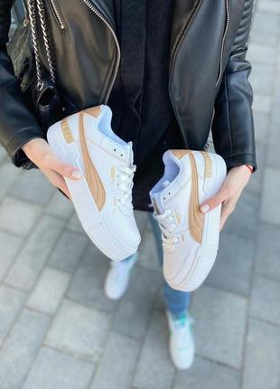 Cali gold white