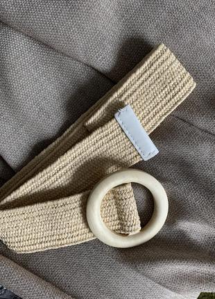 Пояс плетёный в стиле бохо . в наличии 4 расцветки