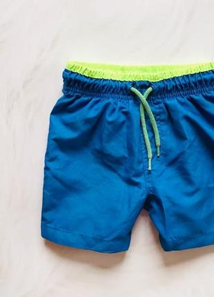 Rebel стильные шорты-плавки  на мальчика    7-8 лет