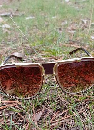 Очки мужские солнцезащитные брендовые топ качество дешево