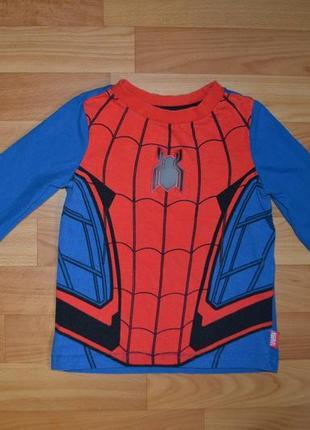 Кофта, реглан на мальчика 4 года, реглан человек паук