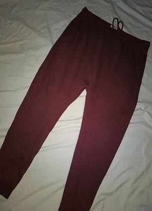 Спортивные штаны для дома и отдыха
