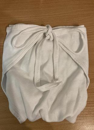 Многоразовые памперсы
