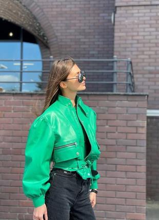Женская стильная куртка ( люкс качество)