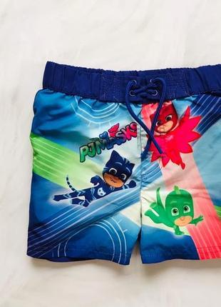 F&f стильные шорты-плавки  на мальчика   2-3 года