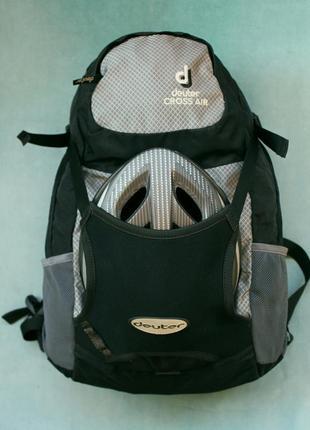 Deuter® cross air 20 вело рюкзак