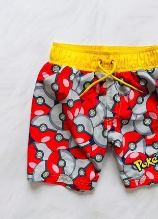Matalan стильные шорты-плавки  на мальчика 4-5 лет