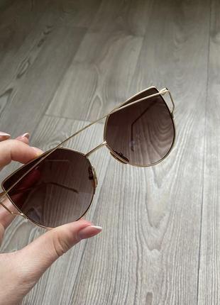 Трендовые очки 👓 в стиле chloe