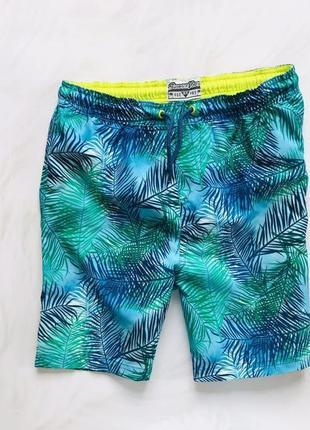 Matalan стильные шорты-плавки  на мальчика  10-11 лет