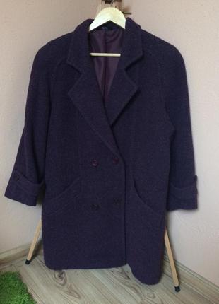 Новое очень теплое пальто