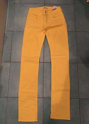 Желтые джинсы liu jo 27 s