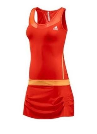 Спортивное платье adidas s-m