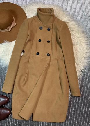 Стильное пальто размер s