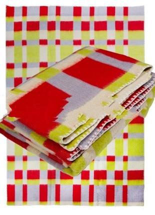 Одеяла полушерстяные двухслойные ярослав 140х205