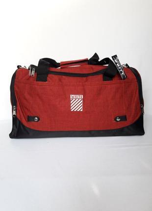 Прочная сумка дорожная спортивная
