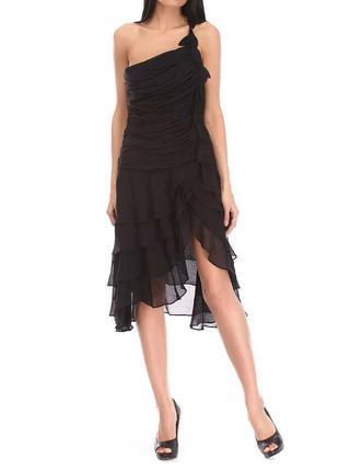 Шелковое платье для танцев или как вечернее 100% шёлк