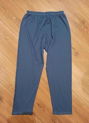 Домашние триктажные штаны watson's m 48-50 пижамные штаны