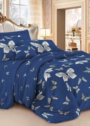 Постельное бельё с бабочками
