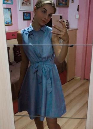 Ніжне весняне плаття 🦋