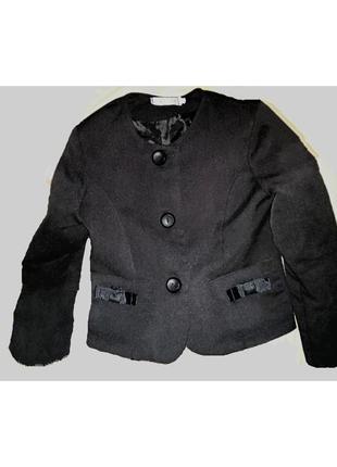 Пиджак форменный школьный.