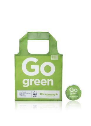 Сумка eco shopper compact  greenway