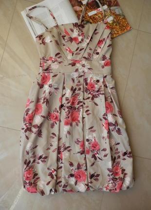 Стильне плаття платье orsay сарафан