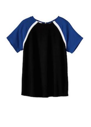 Модная футболка стильная блуза