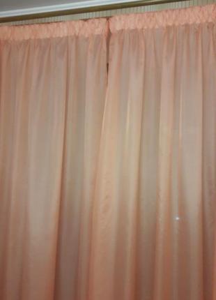 Занавески- шторы.цена за две шт. 450грн