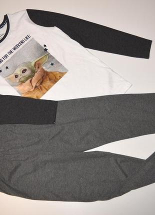 Бавовняна піжама, пижама primark164 star wars