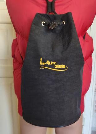 Стильный вместительный рюкзак.