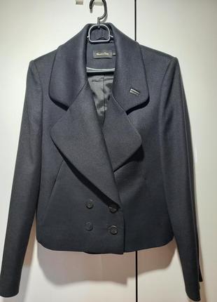 Пиджак пальто демисезонное 40 размер