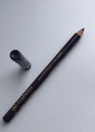 Gabrini waterproof eyeliner карандаш для глаз губ