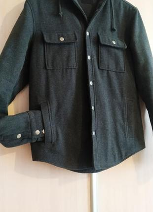 Парка куртка мужская xs