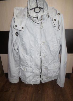 Парка куртка logg h&m
